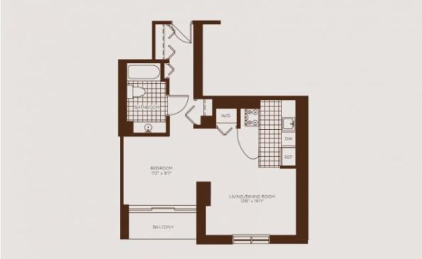 One Superior Place Studio