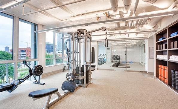 hudson gym 1