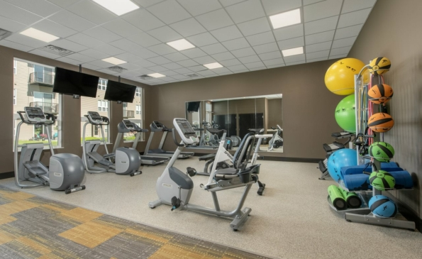 Corners Fitness Room
