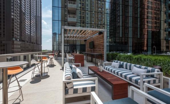 Mila Rooftop Deck