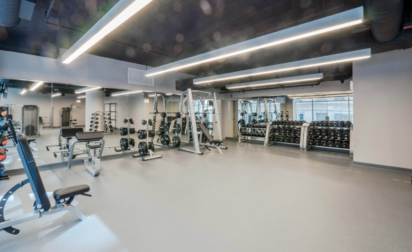 Mila Fitness Room